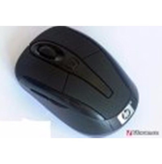 MOUSE KO DÂY HP 3 NÚT CO PIN